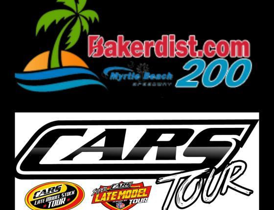The 2018 CARS Tour Race: Bakerdist.com 200 Presented by Honeywell