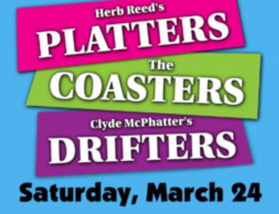 Drifters, Coasters, & Platters