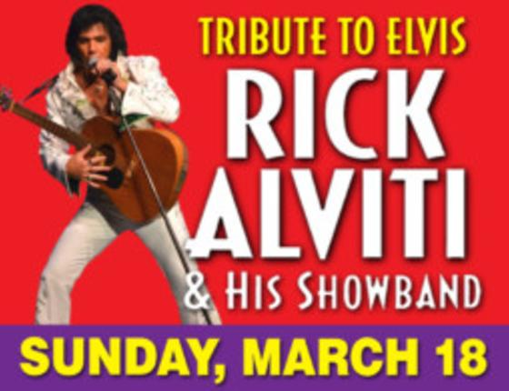 Rick Alviti and His Showband