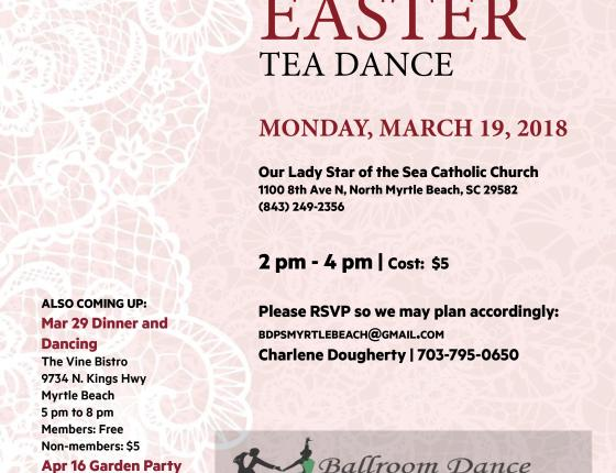 Southern Elegance Easter Tea Dance
