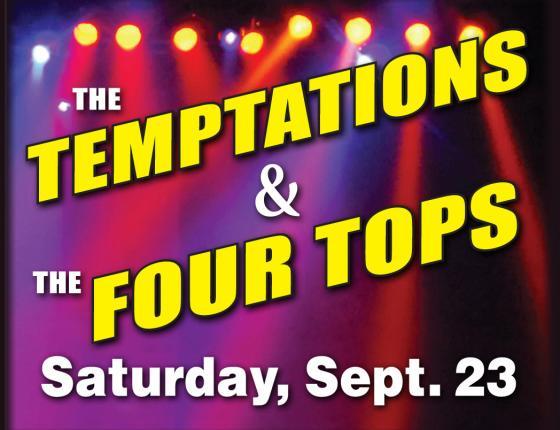 Temptations & Four Tops