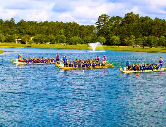 10th Annual Ground Zero Dragon Boat Festival