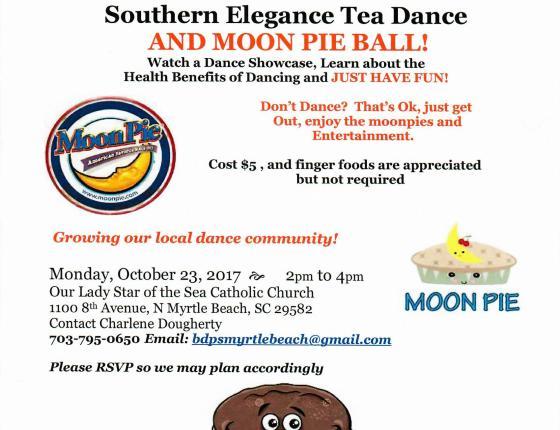Southern Elegance Tea Dance