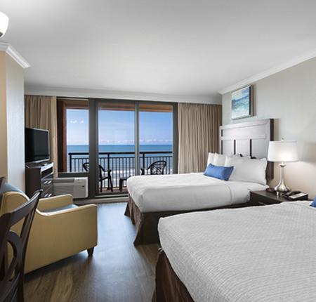 The Caravelle Resort – Breakfast for 60 Cents + Newly Renovated Rooms!