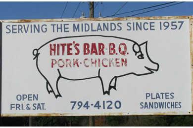 Hite's BBQ
