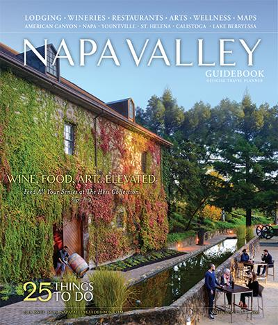 The Napa Valley Official Visitors Guide Visit Napa Valley