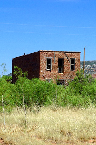 Montoya New Mexico Ghost Town Haunted Places Old Abandoned