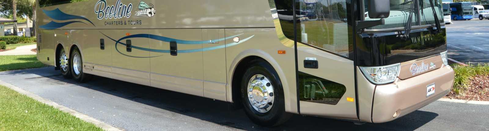 Beeline 56 Passenger Coach
