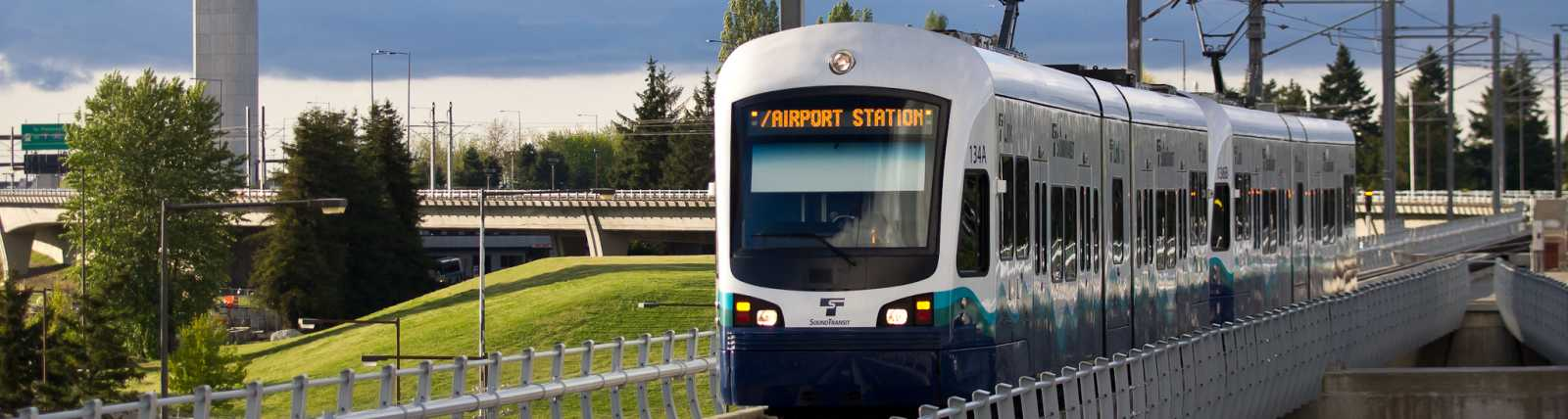 Link Light Rail - SeaTac