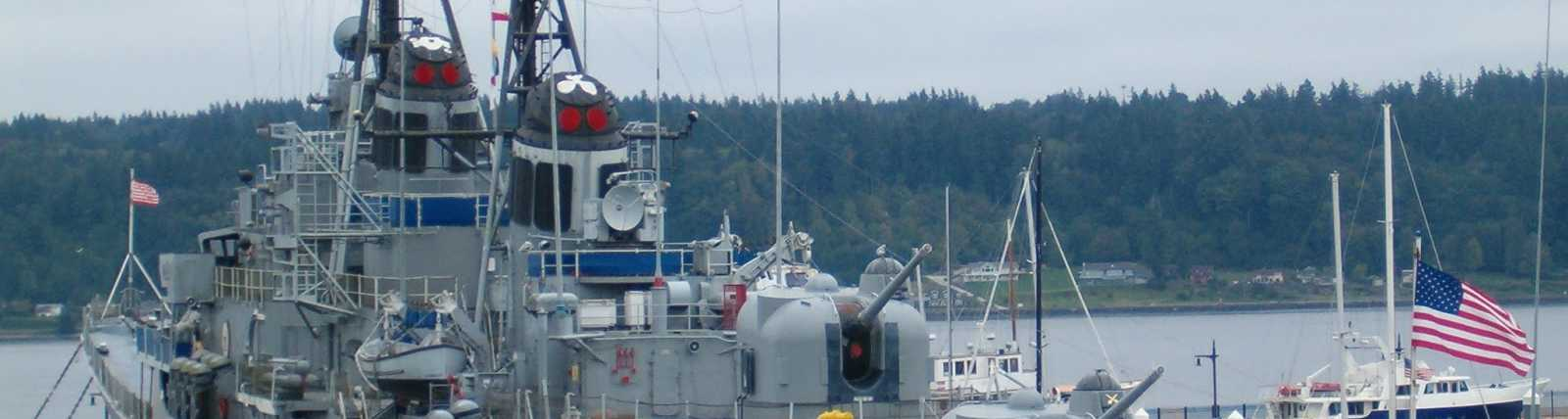 USS Turner Joy/Bremerton Historic Ship Association