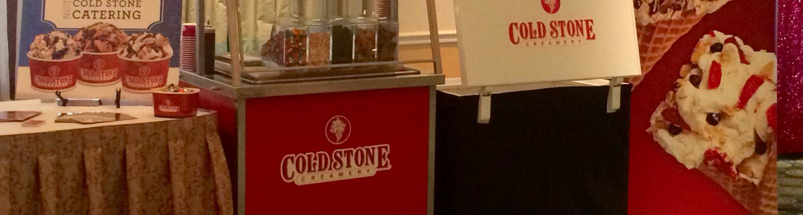 Cold Stone Creamery & Catering