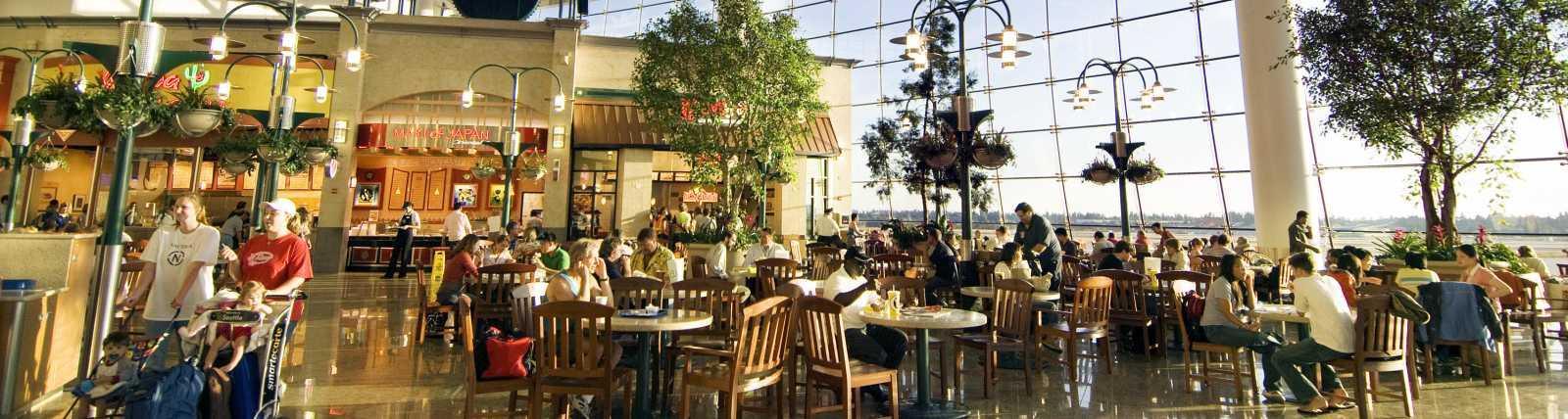 Sea-Tac Airport Interior