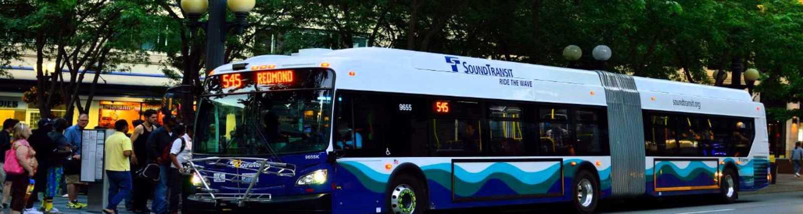 Sound Transit Express Bus