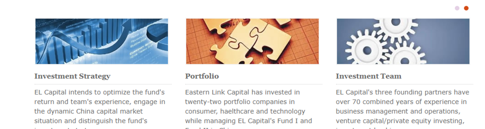 Eastern Link Capital Management LLC