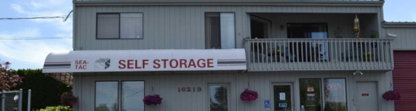 SeaTac Self Storage