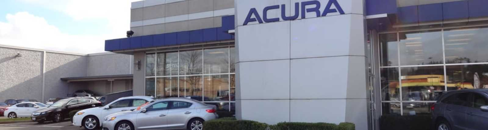 ACURA OF SEATTLE AT SOUTHCENTER