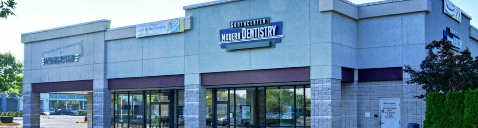Southcenter Modern Dentistry