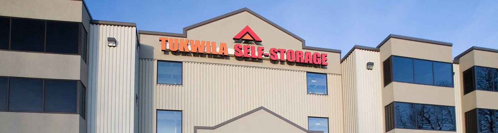 Tukwila Self Storage
