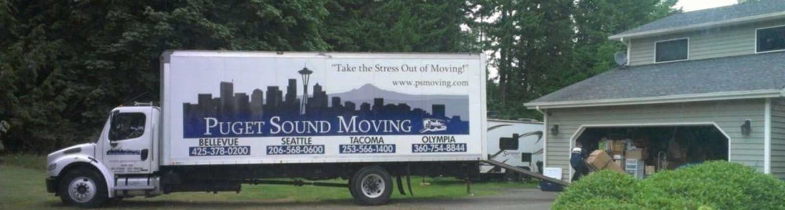 Puget Sound Moving