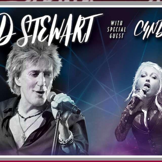 Rod Stewart Tour 2017