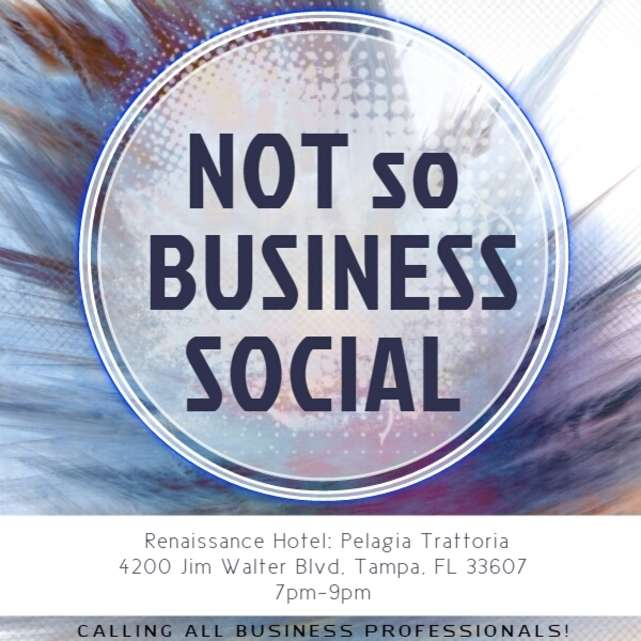 NOT so BUSINESS SOCIAL