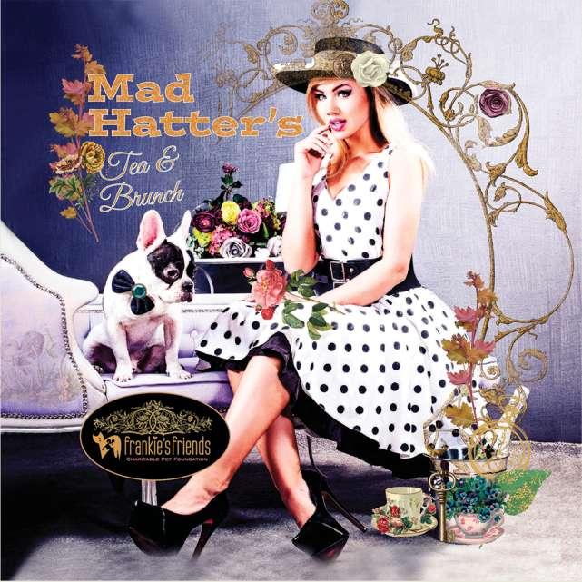 The Mad Hatter's Tea & Brunch