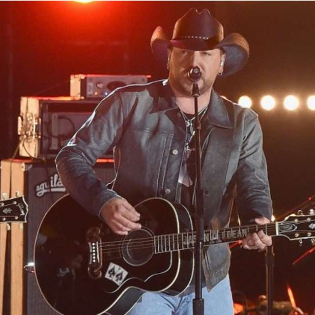 Jason Aldean with Chris Young and Kane Brown
