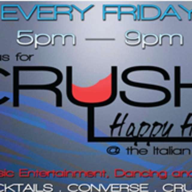 Crush Happy Hour