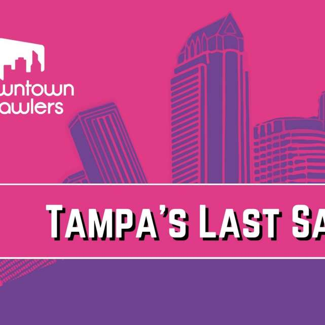 Tampa's Last Saturday Bar Crawl (June)