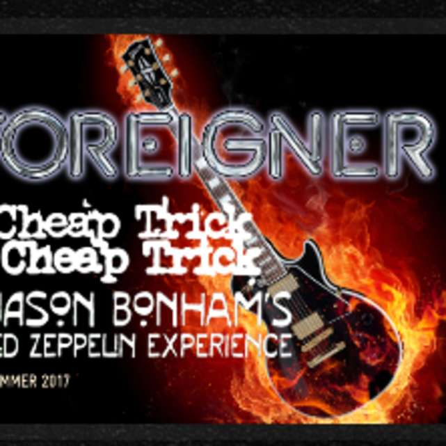 Foreigner with Cheap Trick and Jason Bonhams Led Zeppelin Experience