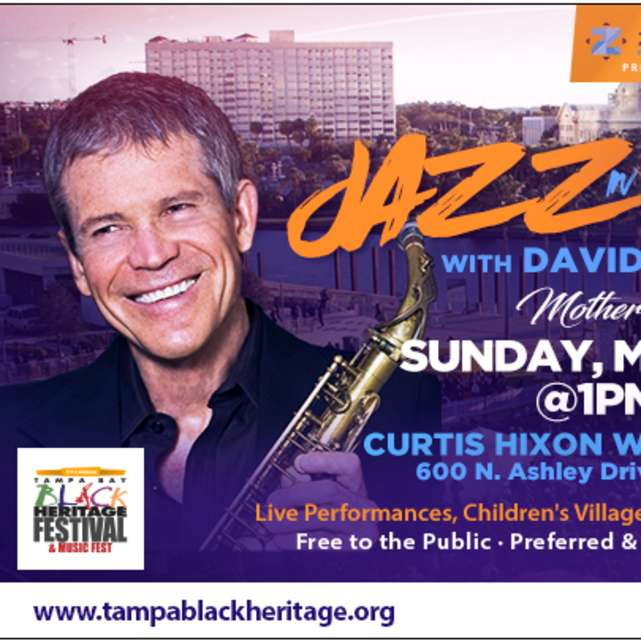 Mother's Day Jazz In The Park with David Sanborn