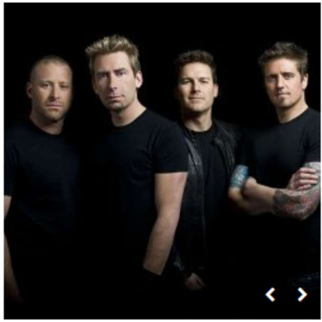 Nickelback & Daughtry in Tampa