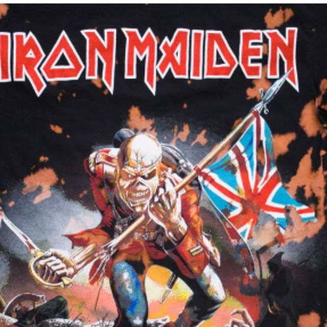 Iron Maiden - Book of Souls World Tour