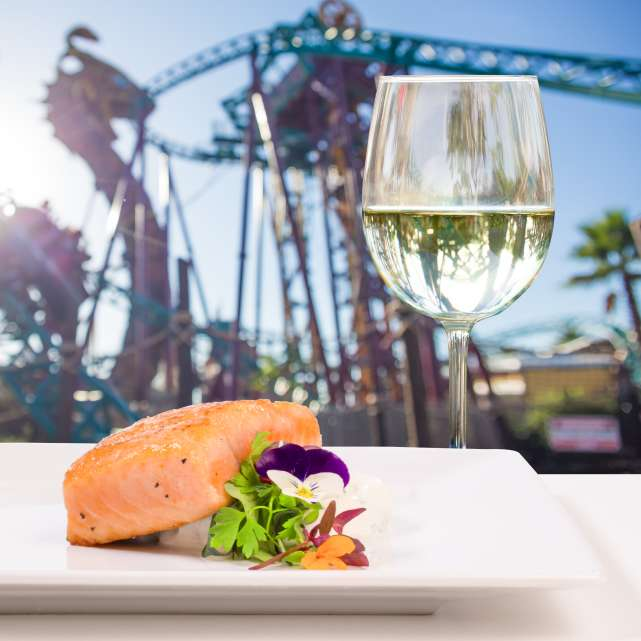 Busch Gardens Food & Wine Festival Returns This March!