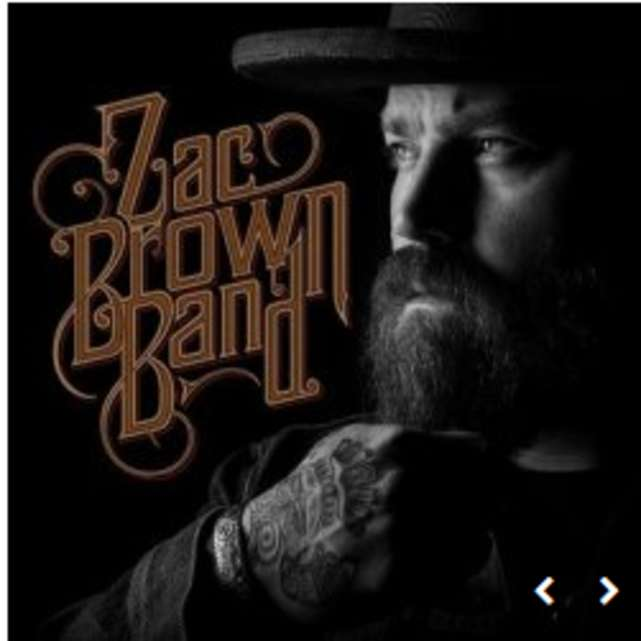 Zac Brown Band: Welcome Home Tour