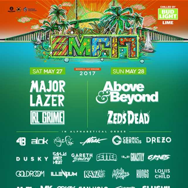 Sunset Music Festival 2017