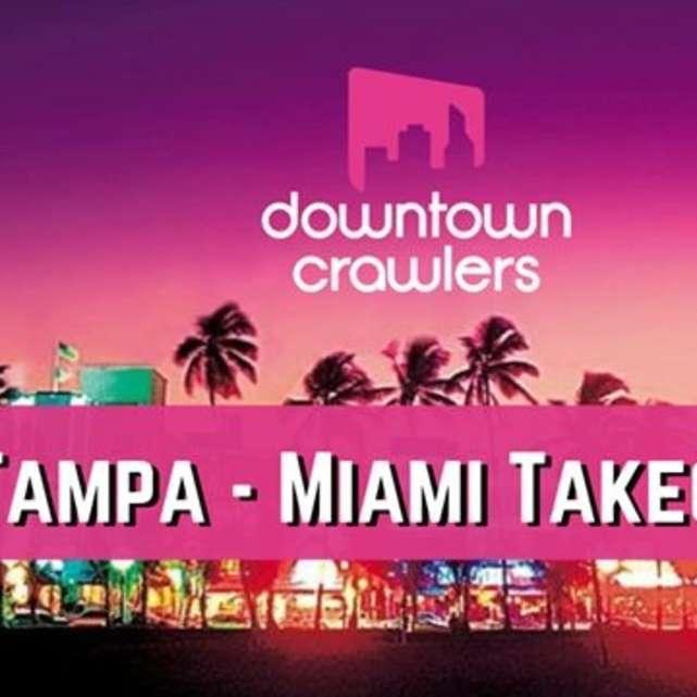 Tampa - Miami Takeover (Roundtrip)