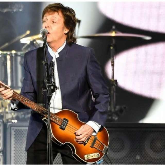 Paul McCartney's North American Tour 2017