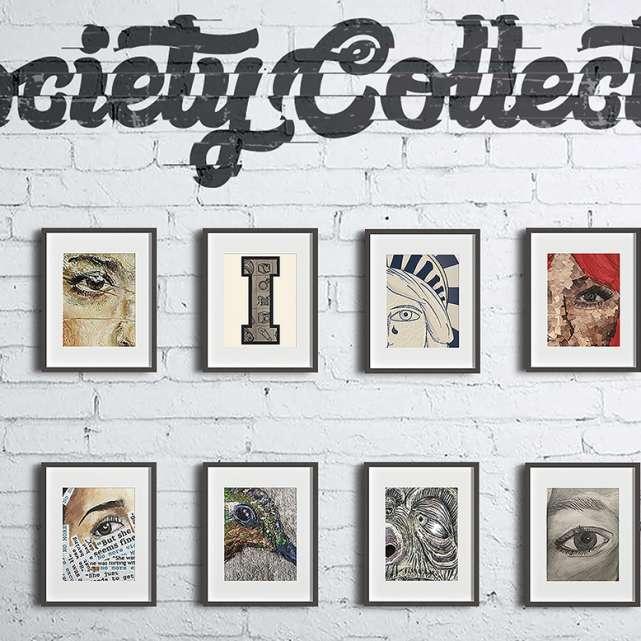 Gallery Reception: Society Collective: 2017 Spring BFA Exhibition