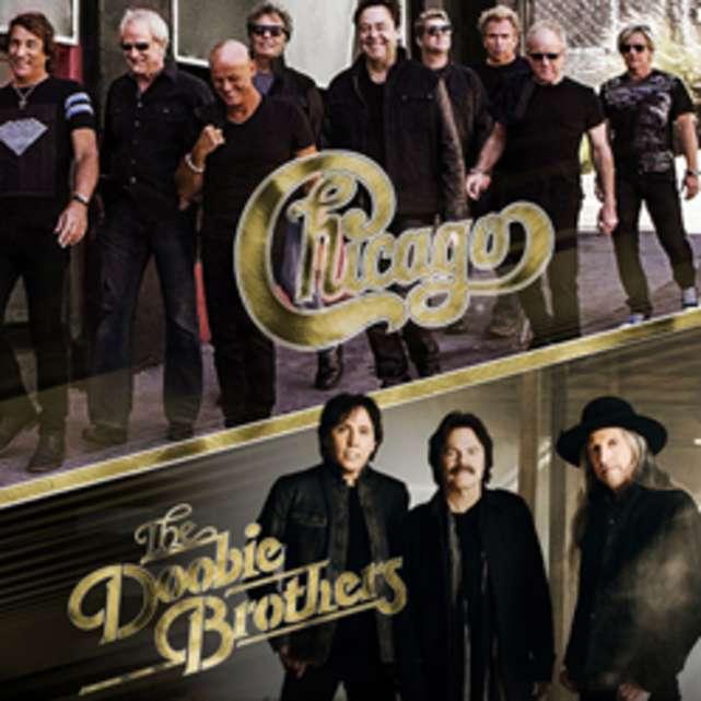 Chicago & the Doobie Brothers