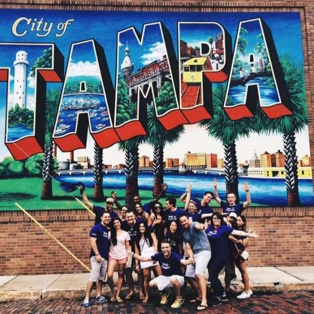 Tampa's Last Saturday Bar Crawl (April)