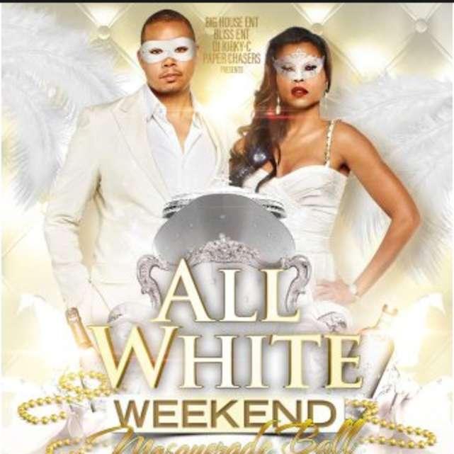 All White Weekend - Masquerade Ball - Yacht StarShp