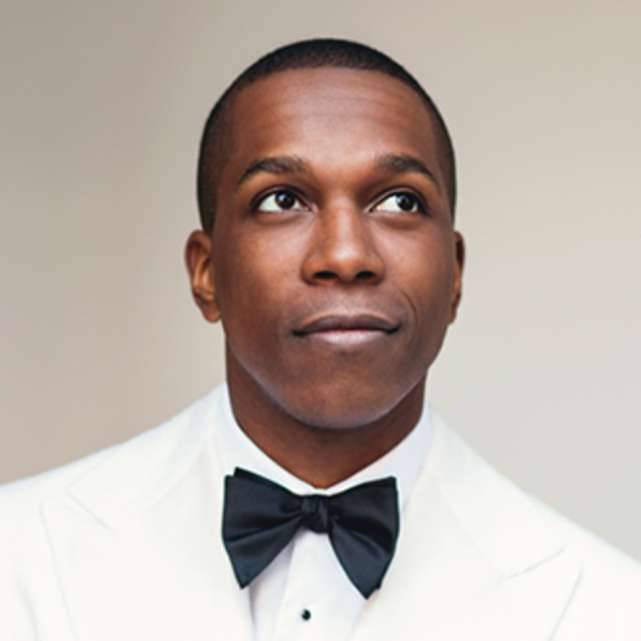 An Evening of song with Leslie Odom Jr.