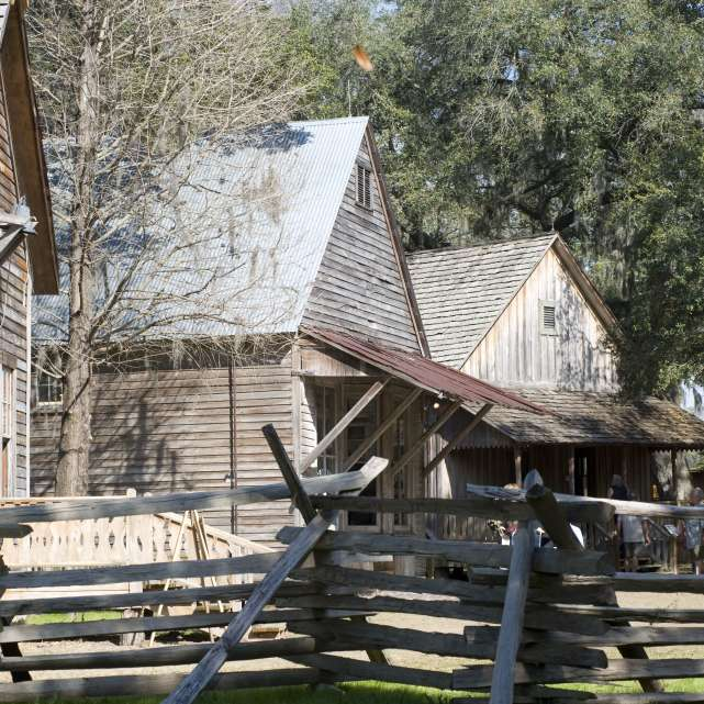 Personal Group Tours at Cracker Country Living History Museum