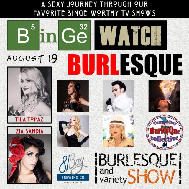 Binge Watch Burlesque