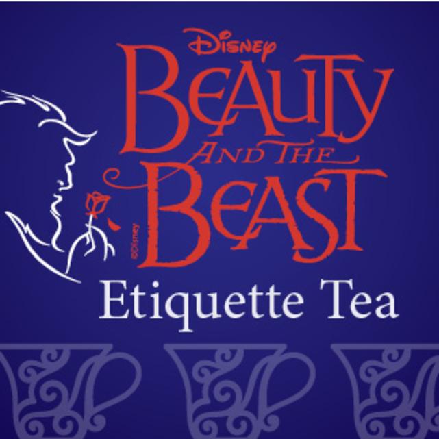 Be Our Guest Etiquette Tea