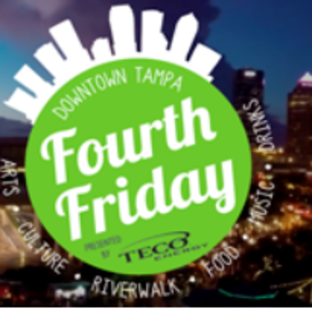 Fourth Friday: Celetbrate Downtown at the Straz