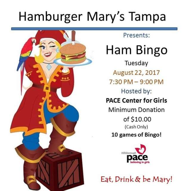 Hamburger Mary's Presents: HAM BINGO