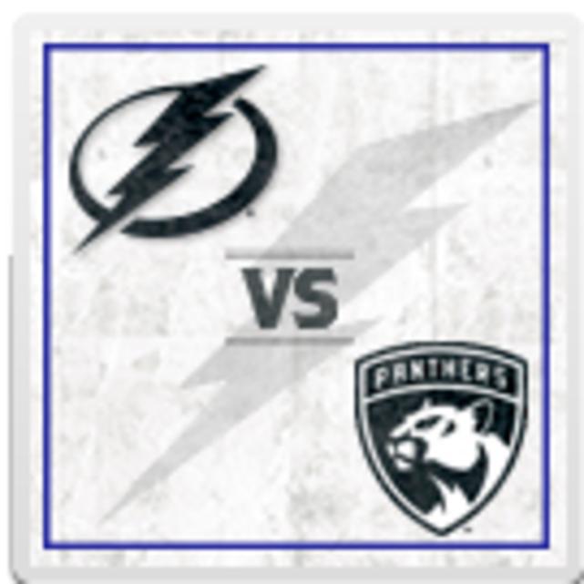 PRESEASON: Tampa Bay Lightning vs. Florida Panthers
