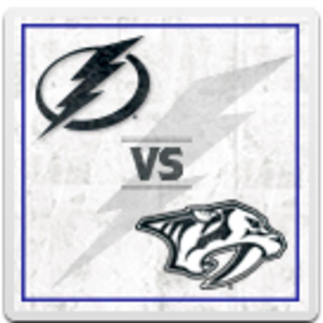 PRESEASON: Tampa Bay Lightning vs. Nashville Predators